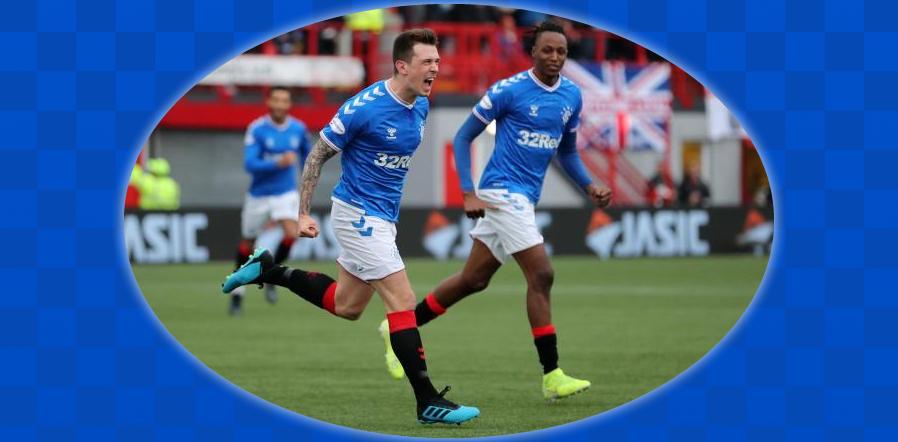 Match Ratings – Hamilton Academical 1-3 Rangers