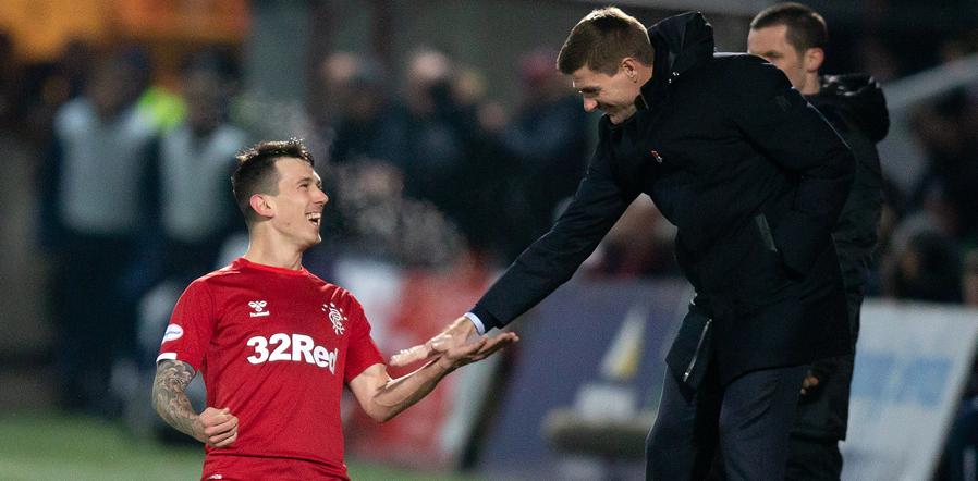 Match Ratings – Ross County 0-4 Rangers