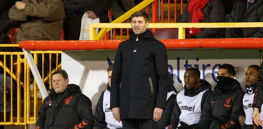 Match Ratings – Aberdeen 2-2 Rangers