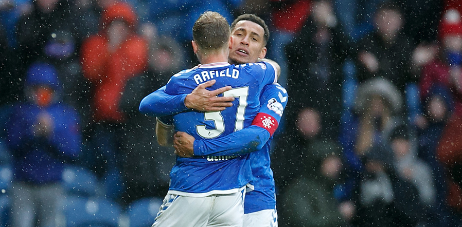 Rangers 1-0 Livingston – tactical review