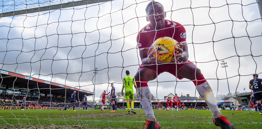 Ross County 0-1 Rangers – tactical review