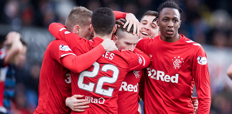 Match Ratings – Ross County 0-1 Rangers