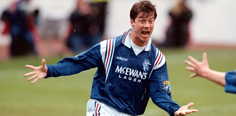The Road to Rangers – Brian Laudrup