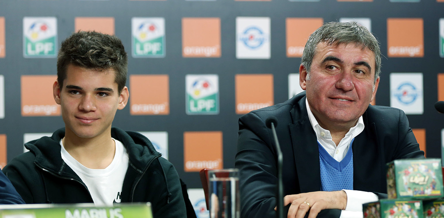 Gheorghe Hagi – The Interview