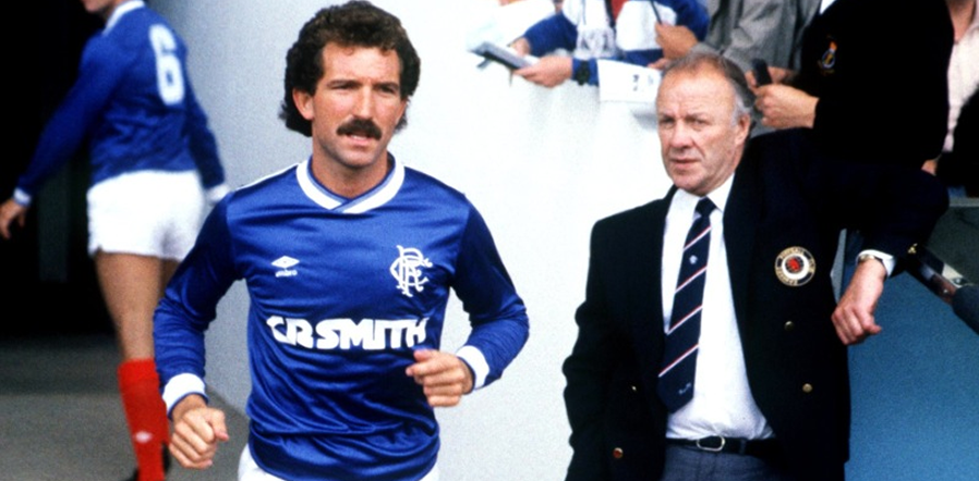 The Road to Rangers – Graeme Souness – Part 1