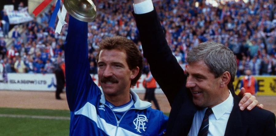 The Road to Rangers – Graeme Souness – Part 3