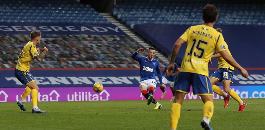 Match Ratings – Rangers 3-0 St Johnstone